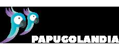 Logo papug Piotra.